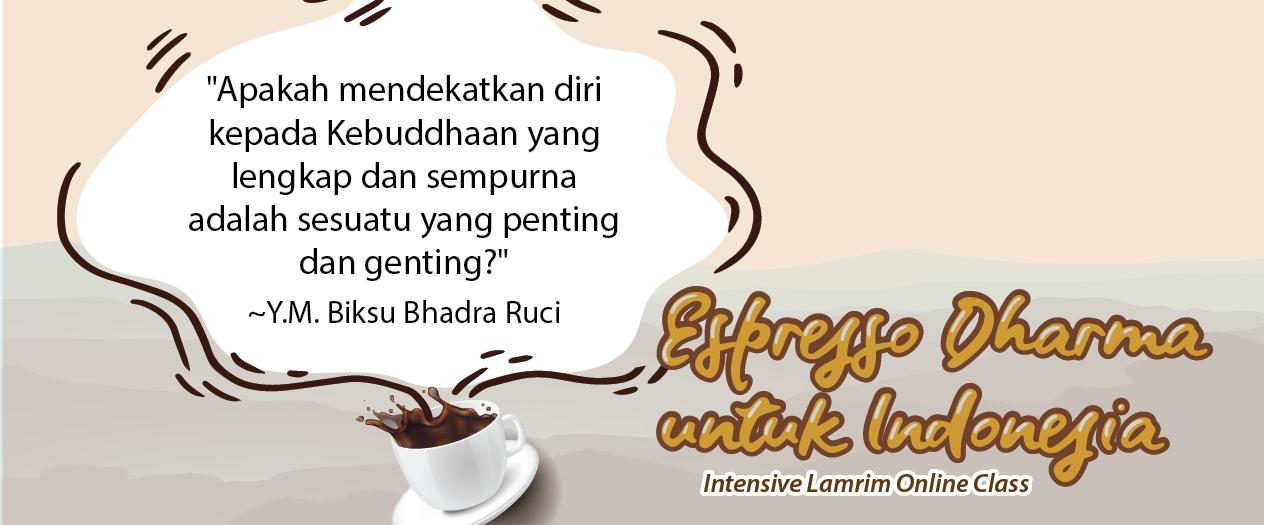 Espresso Dharma - Resep Berkah Para Buddha
